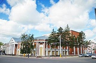 Kostanay Place in Kostanay Region, Kazakhstan