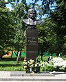 Пам'ятник Тарасові Шевченкові на Майдані Злагоди.JPG