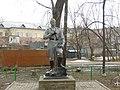 Памятник офицеру, ул. Ленина, во дворе дома № 6, Ржев, Тверская область.jpg