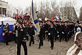 Парад Дня Победы в Северодвинске на площади Просянкина.JPG