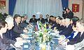 Пешко Анатолий Владимирович на Переговорах Парламентской делегации Российской Федерации и Украины.jpg