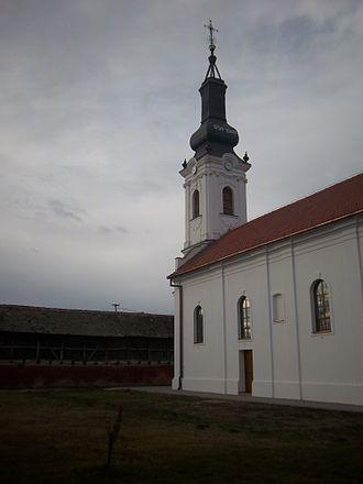 Trpinja - Church of the Transfiguration of the Lord, Trpinja