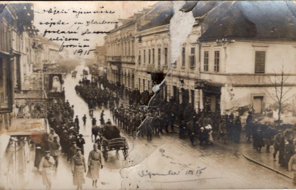 Први светски рат у Београду 5