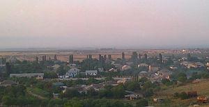 Derbentsky District - The selo of Chinar in Derbentsky District