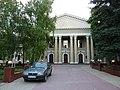 Симферополь, бульвар Ленина, Мед. институт, фасад.JPG