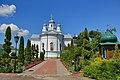 Спасо-Преображенський Тригірський чоловічий монастир. Внутрішній дворик.jpg