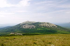 Nurgush Nature Reserve - Middle Nurgush Mountain, Nurgush Ridge