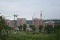Строящиеся дома в конце Сибирской. Июнь 2007 г. - panoramio.jpg