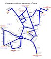 Схема троллейбусных маршрутов Гомеля(2010).jpg
