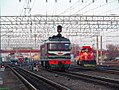 ТЭП60-0149, Belarus, Gomel region, Gomel station (Trainpix 166585).jpg