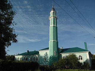 Tuymazy Town in Bashkortostan, Russia