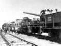 Тяжелый бронепоезд Добровольческой армии Единая Россия 1918.png