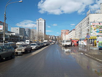 Georgy Chernov - Syktyvkar