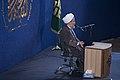سخنرانی علیرضا پناهیان در جمع هیئت های مذهبی در قصر شیرین به مناسبت بیست و دوم بهمن ماه Alireza Panahian 34.jpg