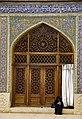 مادرم در مسجد.jpg