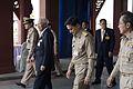 นายกรัฐมนตรีเดินทางเข้าเฝ้าฯ พระบาทสมเด็จพระเจ้าอยู่หั - Flickr - Abhisit Vejjajiva (2).jpg