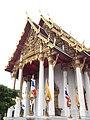 พระอุโบสถ วัดราชบุรณราชวรวิหาร Ordination hall of Wat Ratchaburana Ratchaworawiharn.jpg
