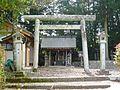 宇陀市大宇陀藤井 大神宮 Fujii Daijingū 2011.6.03 - panoramio.jpg