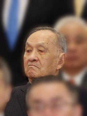 Peng Ming-min - Image: 彭明敏 (26518482873) (cropped)