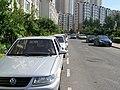 明珠小区、C9楼前东方向 - panoramio.jpg