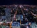 札幌夜景(Night view of Sapporo city) 09 May, 2015 - panoramio.jpg