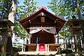 楠神社(大宮諏訪神社摂社) 飯田市にて 2014.9.09 - panoramio.jpg