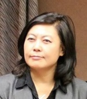 National Communications Commission - Chan Ting-I, the incumbent Chairperson of NCC