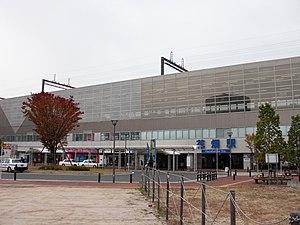 Hanabatake Station - Image: 花畑駅