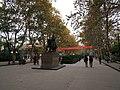 逍遥津公园张辽像 - Zhang Liao Statue - 2014.11 - panoramio.jpg