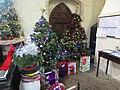 -2019-12-14 Christmas tree festival 2019, Church of St John the Baptist, Trimingham (3).JPG