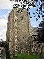 -2020-09-10 Church tower, Saint Mary's Church, Stalham.JPG