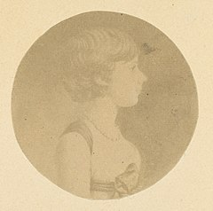 -Mezzotint portrait of a Girl in Profile, from The St. Memin Collection of Portraits- MET DP116720.jpg
