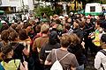 -Ohlauer Räumung - Protest 27.06.14 -- Lausitzer - Reichenberger Straße (14529237285).jpg