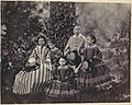 -Seated Lady in Striped Dress with Four Little Girls- MET DP111498.jpg