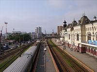008 Владивосток. Ж-д вокзал.jpg