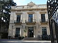 01 Casa Jaumandreu, actual Ateneu, av. Gràcia 16 (Sant Cugat del Vallès).jpg