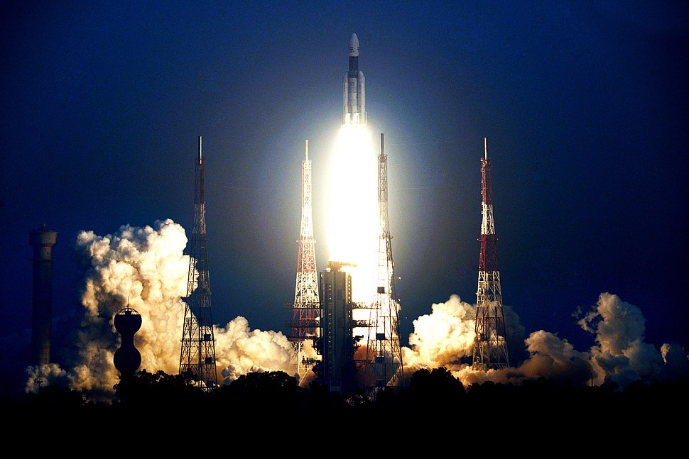02 Launch of GSLV Mk III D2 with GSAT-29 from Second Launch Pad of Satish Dhawan Space Centre, Sriharikota (SDSC SHAR)