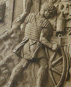 046 Conrad Cichorius, Die Reliefs der Traianssäule, Tafel XLVI (Ausschnitt 01) (cropped).jpg