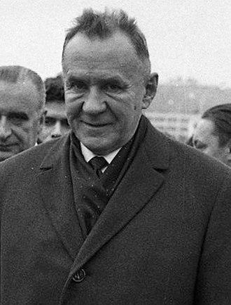 Alexei Kosygin - Kosygin visiting Toulouse in 1966.