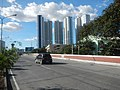 0652jfG Araneta Avenue Flyover River Doña Imelda Quezon City Progreso San Juan Cityfvf 02.jpg