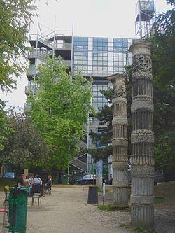 Cole camondo wikipedia for Architecture de jardin