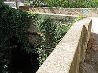 072 Pont del raval de Farigola (Valls), sobre el torrent de la Xamora.jpg