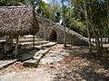 07Cobá - Pyramide Iglesia.jpg