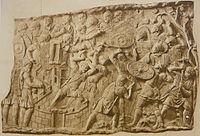 087 Conrad Cichorius, Die Reliefs der Traianssäule, Tafel LXXXVII.jpg