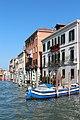 0 Venise, l'hôtel Canal Grande - Rive gauche du Grand Canal.JPG
