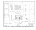 10 Greenwich Street (House), New York, New York County, NY HABS NY,31-NEYO,54D- (sheet 8 of 9).png
