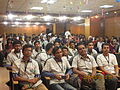 10th Anniversary of Bengali Wikipedia, 30 May 2015 16.JPG
