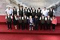 11 Marzo 2018, Pdta. Bachelet y Ministros participan de foto oficial previo al cambio de mando. (40705018762).jpg