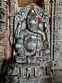 11th century Panchalingeshwara temples group, Kalyani Chalukya, Sedam Karnataka India - 17.jpg