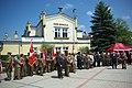 125th anniversary of TG Sokół in Sanok (June 7, 2014) 20 speech of Marian Kurasz.jpg